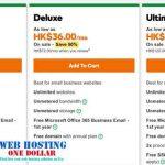 HKD 8 Web Hosting