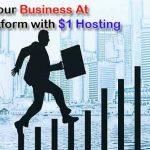 $1 Web Hosting Plan Right Platform For My Business