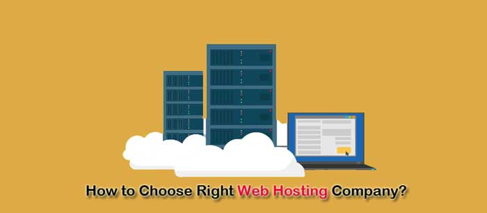 How to Choose Right Web Hosting Company?