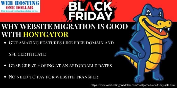 Migrate website at free on HostGator