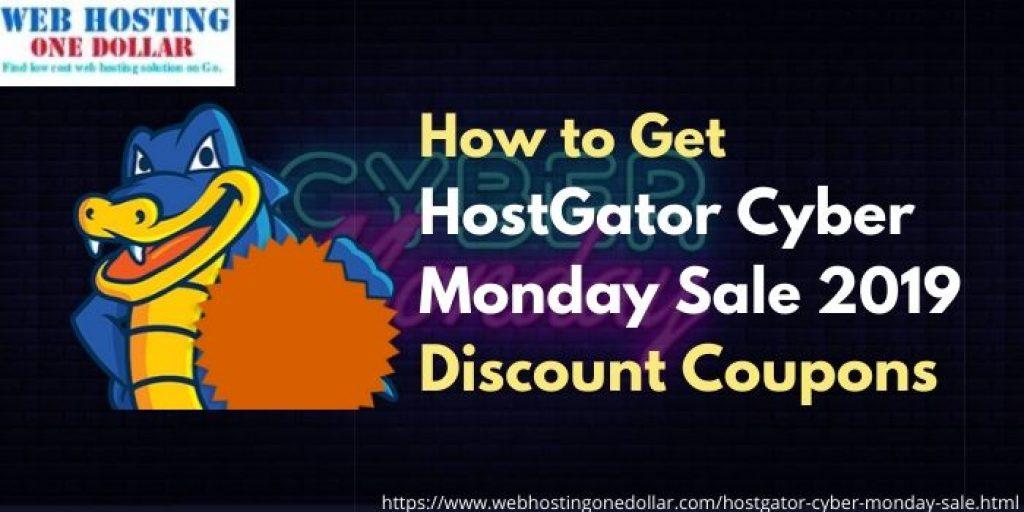 Hostagtor Cyber Monday Deals