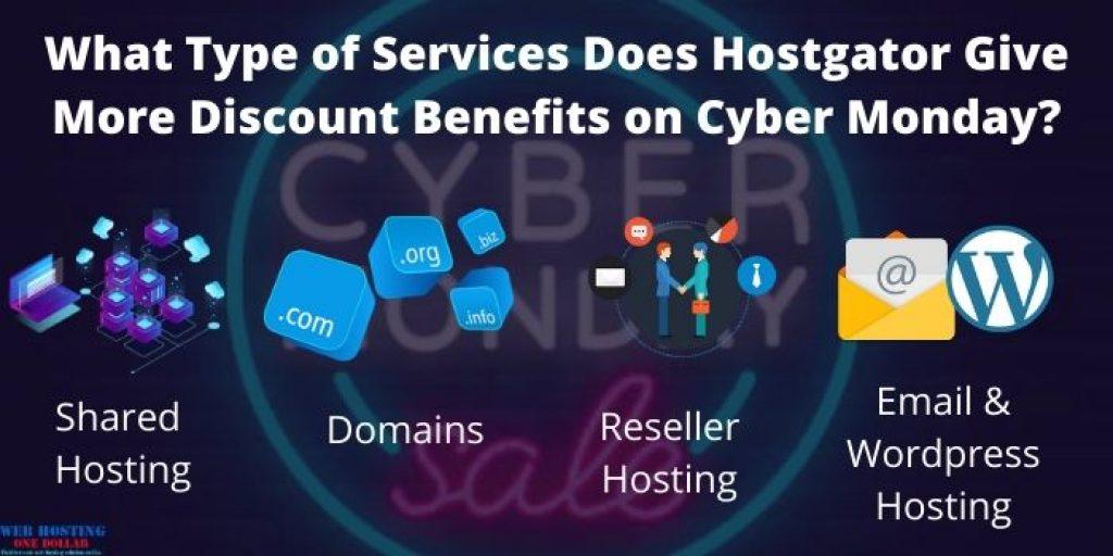 Hostgator Cyber Monday 2019 Sale