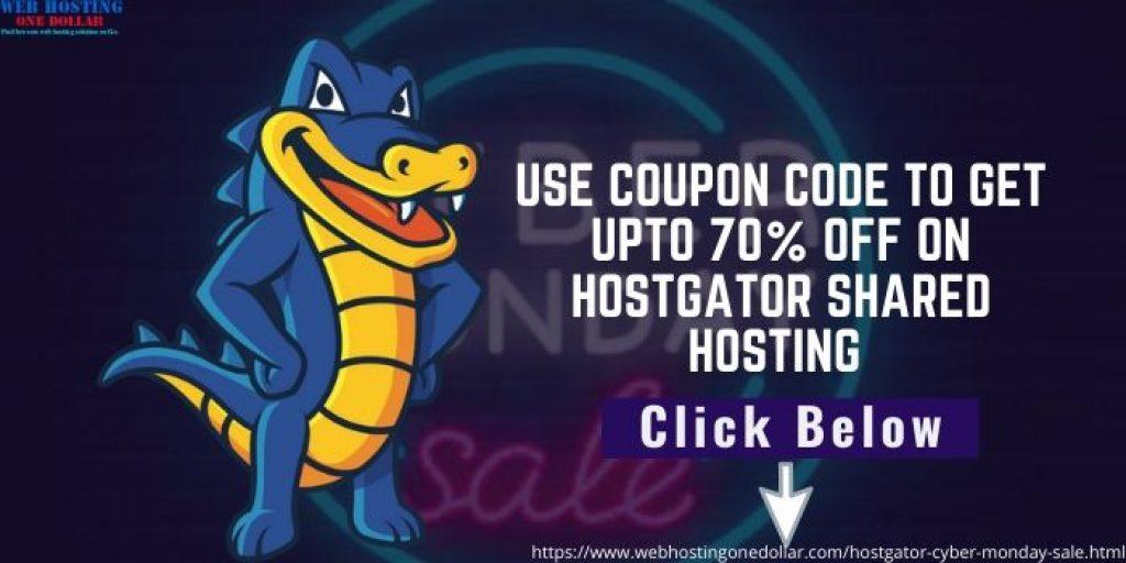 Hostgator cyber monday discounts