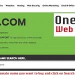 1 dollar Domain