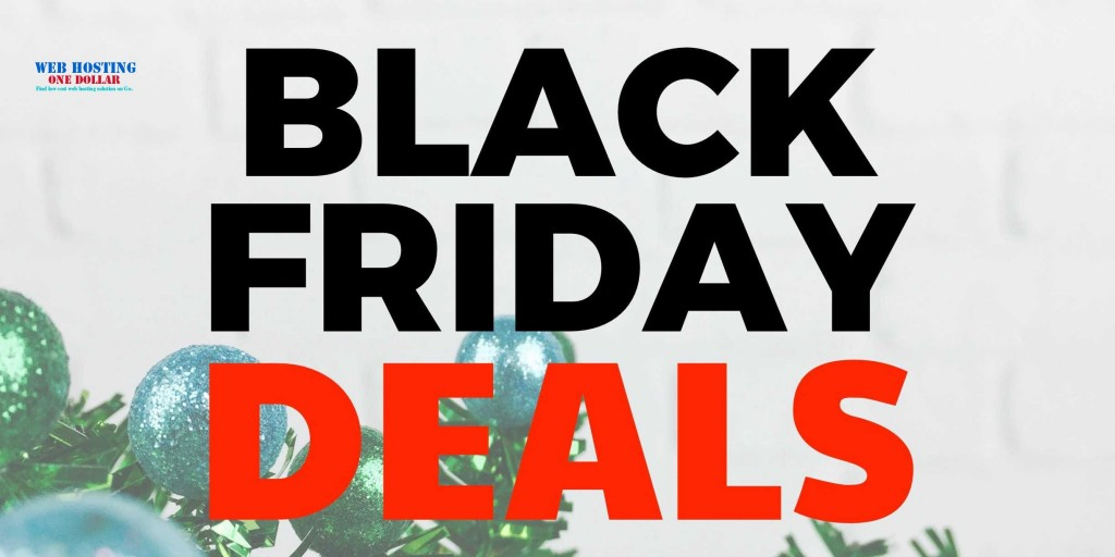 black friday best hosting providers