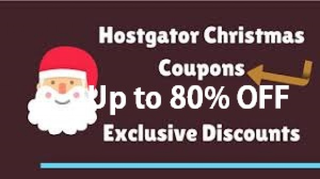 Hostgator Christmas Day Sale 2018