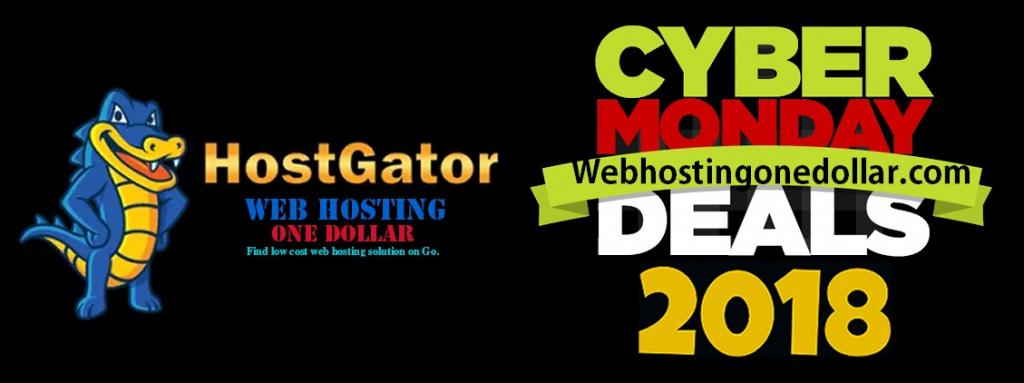 Hostgator Cyber Monday Discounts