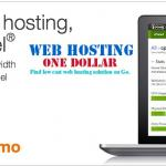 Godaddy Deluxe Linux hosting with cpanel plan