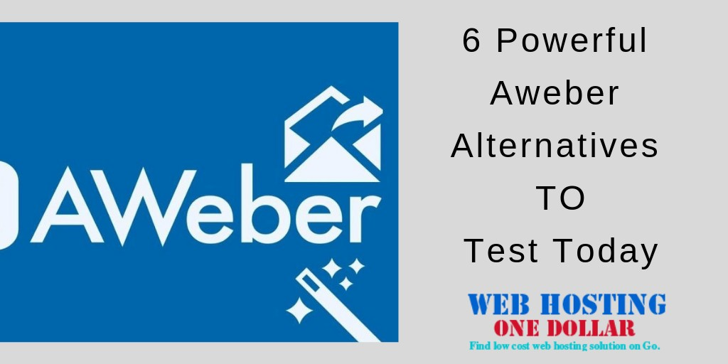 Powerful Aweber Alternatives Test