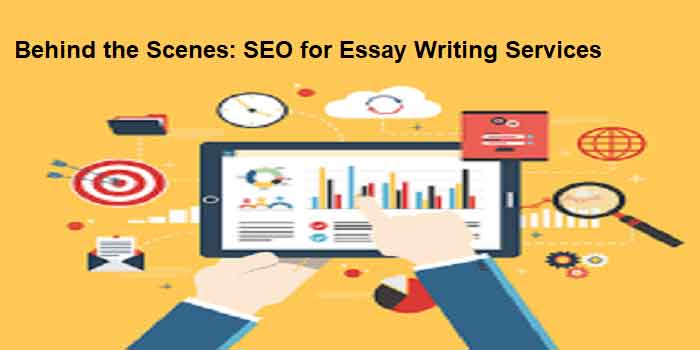 SEO for Essay Writing Services
