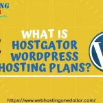 top 5 features of Hostgator Wordpress Hosting Plans