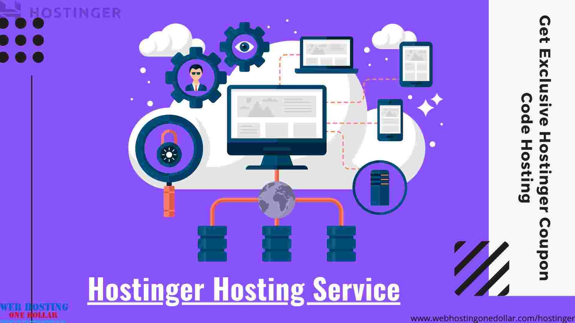 Hostinger Hosting Coupon