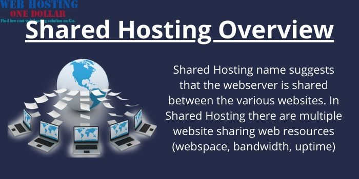 Shared Hosting Overview