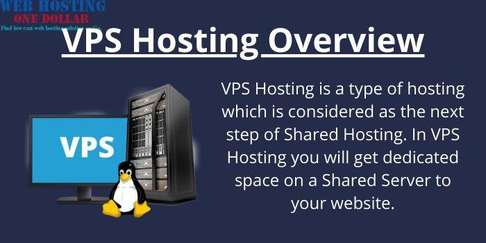 VPS Hosting Overview