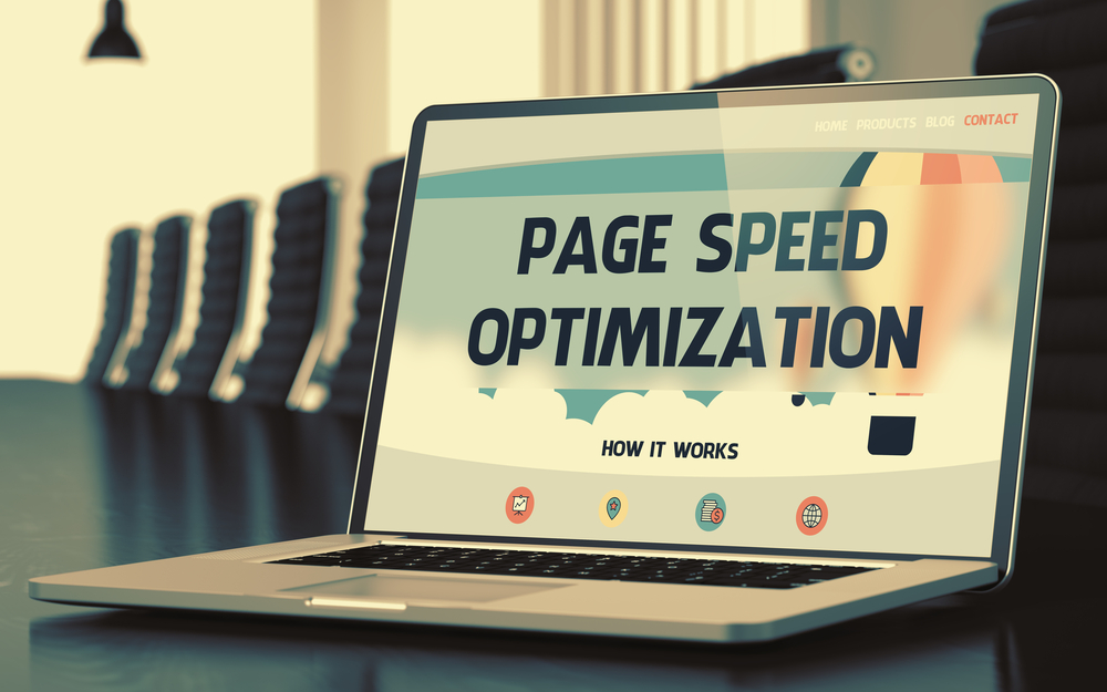 Page Speed optimizaiton