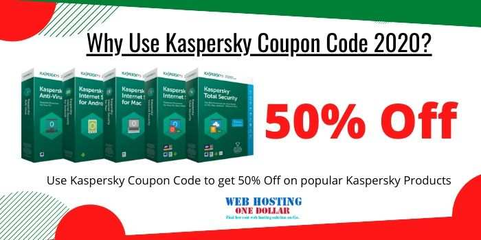 Kaspersky Coupon 2020