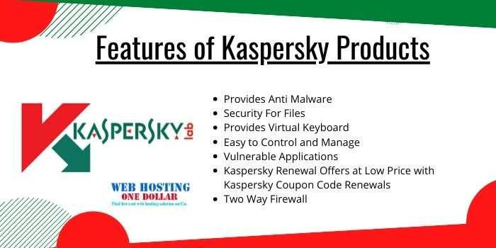 Kaspersky Discount Code