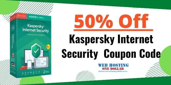 Kaspersky Internet Security Coupon Code 2020
