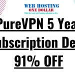 PureVPN 5 Year Subscriptio Deal
