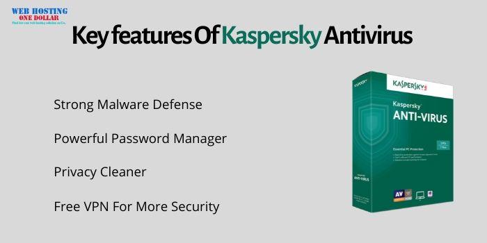Kaspersky antivirus safe to use