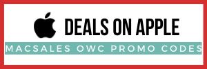 macsales owc promocode