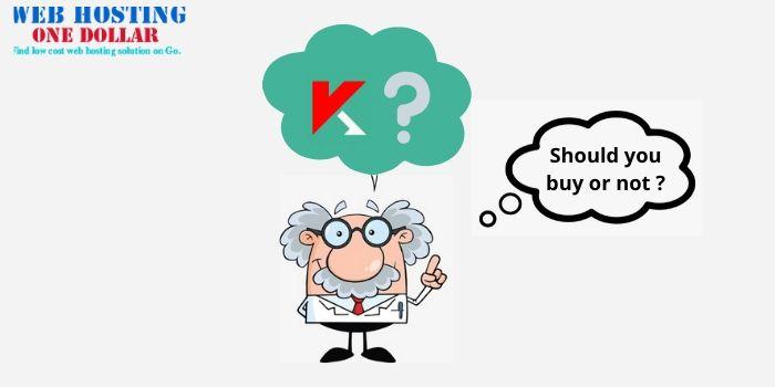 should you buy kaspersky or not?