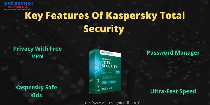 Kaspersky Total Security Windows 10