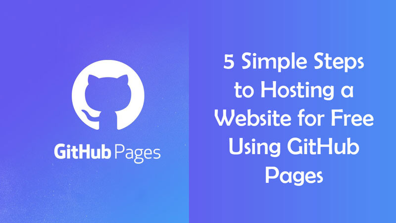 free website github Pages