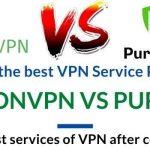 ProtonVPN VS PureVPN
