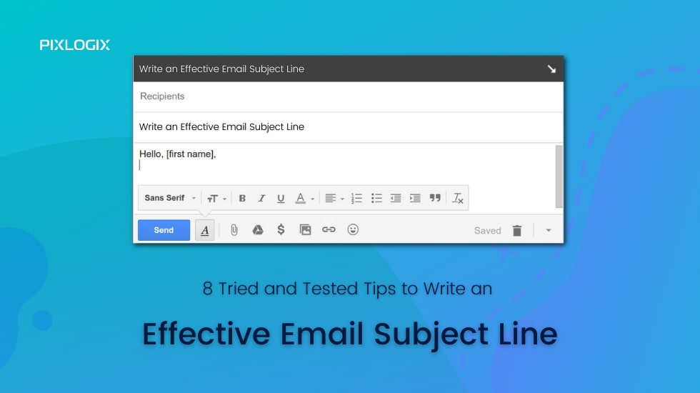 8 Tried and Tested Tips to Write an Effective Email Subject Line