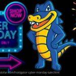 Hostgator Cyber Monday Sale