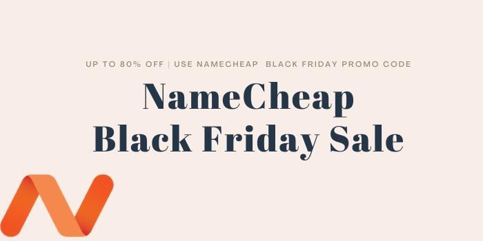 NameCheap Black Friday Sale Sale
