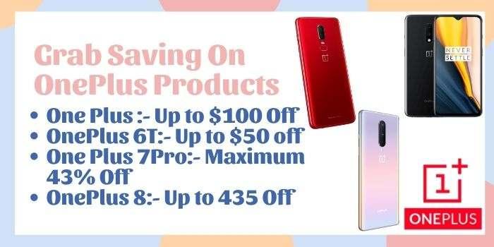 OnePlus Black Friday Sale
