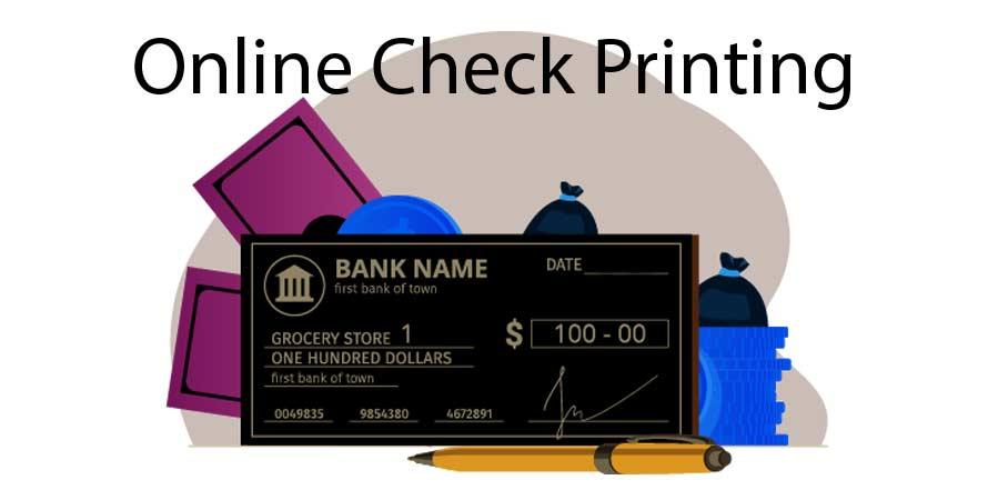 Online Check Printing