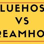 Bluehost vs Dreamhost www.webhostingonedollar.com