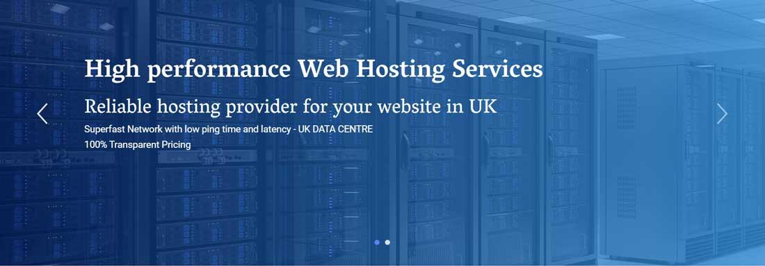 best web hosting in UK