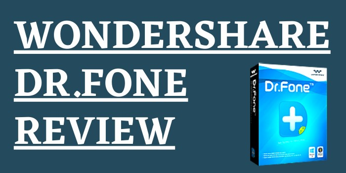 Wondershare Dr.Fone Review www.webhostingonedollar.com