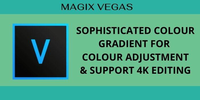Magix Vegas
