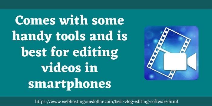PowerDirector best video editor for PC