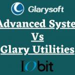 Iobit Advanced Systemcare vs glary utilities www.webhostingonedollar.com