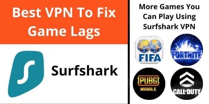 Best VPN To Fix Game Lags