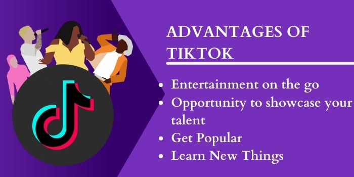 Positive impact of TikTok on Youth