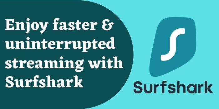 Surfshark free vpn to unblock Hotstar