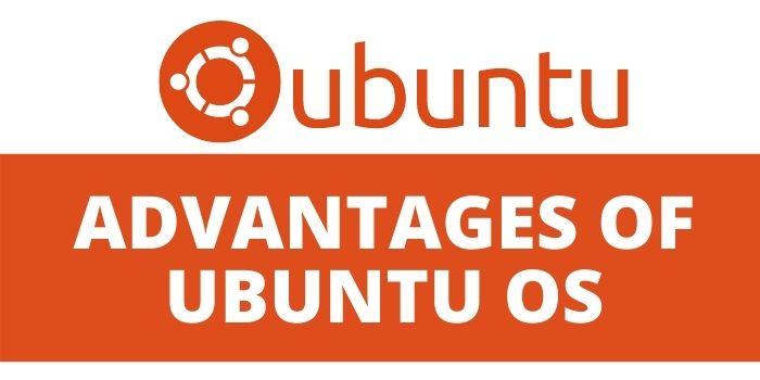 ubuntu advantages