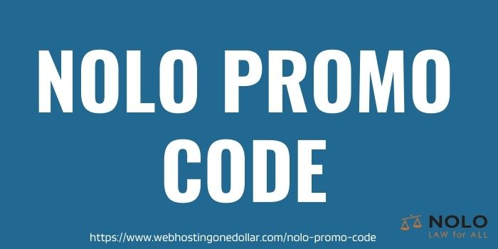 Nolo Promo Code